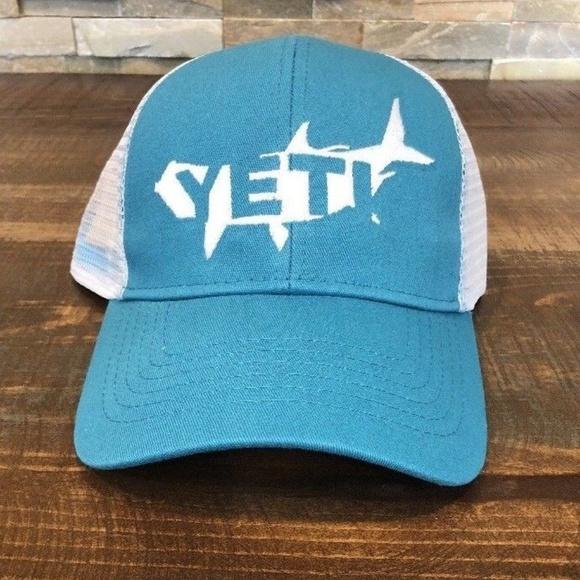 84371d7a37d91 Yeti Coolers Tarpon Trucker Hat